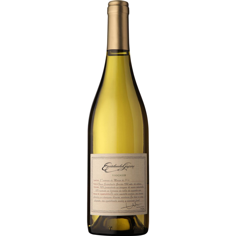 ESCORIHUELA GASCON Vino Blanco Viognier X 750ml Sin color Blanco