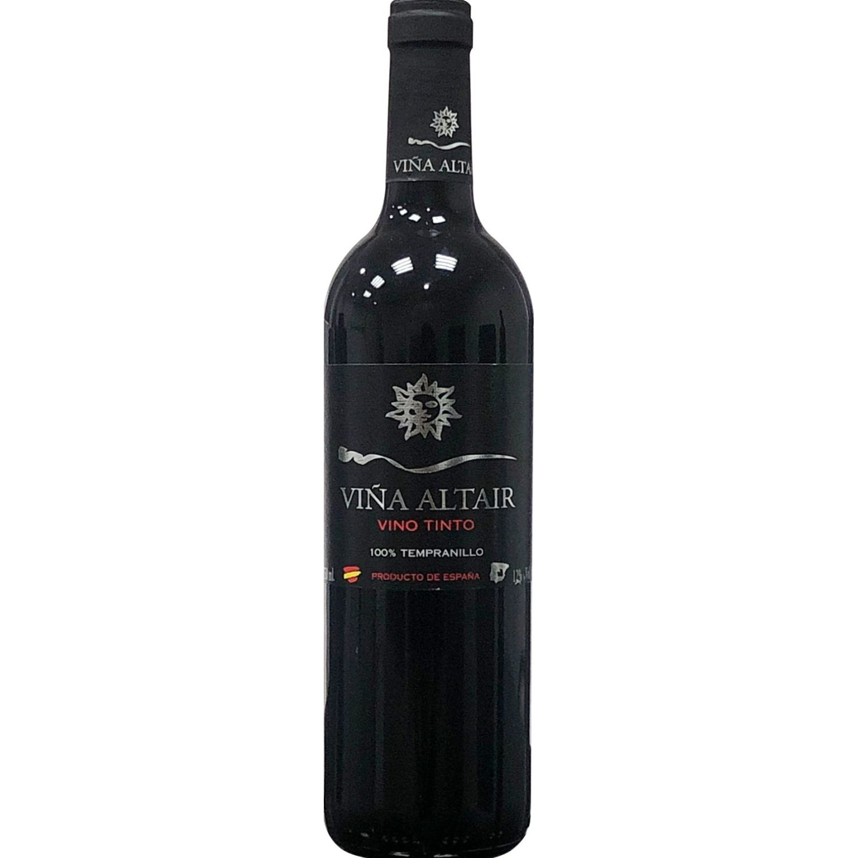 VIÑA ALTAIR Vino Tinto X 750ml Sin color Tinto