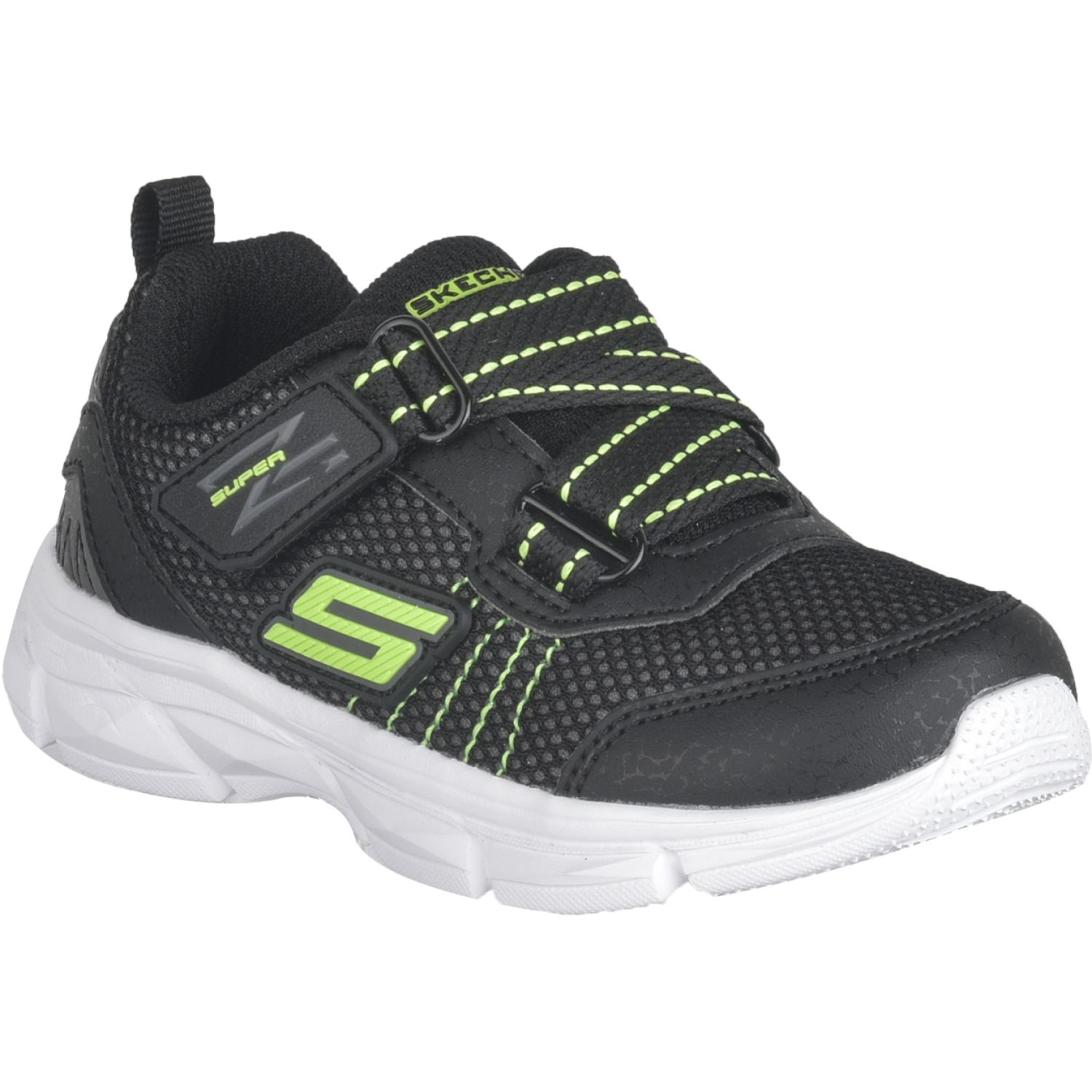 Skechers Advance Negro Para caminar