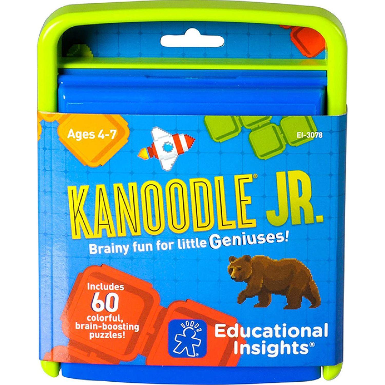 EDUCATIONAL INSIGHTS Kanoodle Jr MULTICOLOR Juegos de mesa