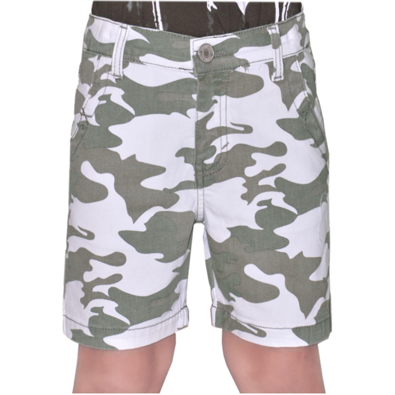 COTTONS JEANS Giant Verde Shorts