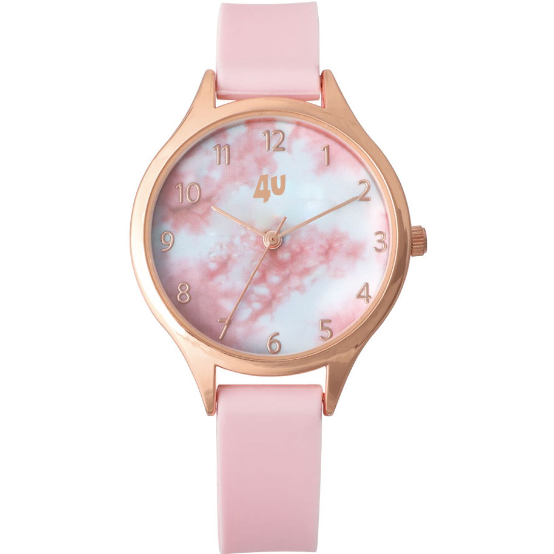 Just4u Reloj Dama W40468 Rosado Relojes de pulsera