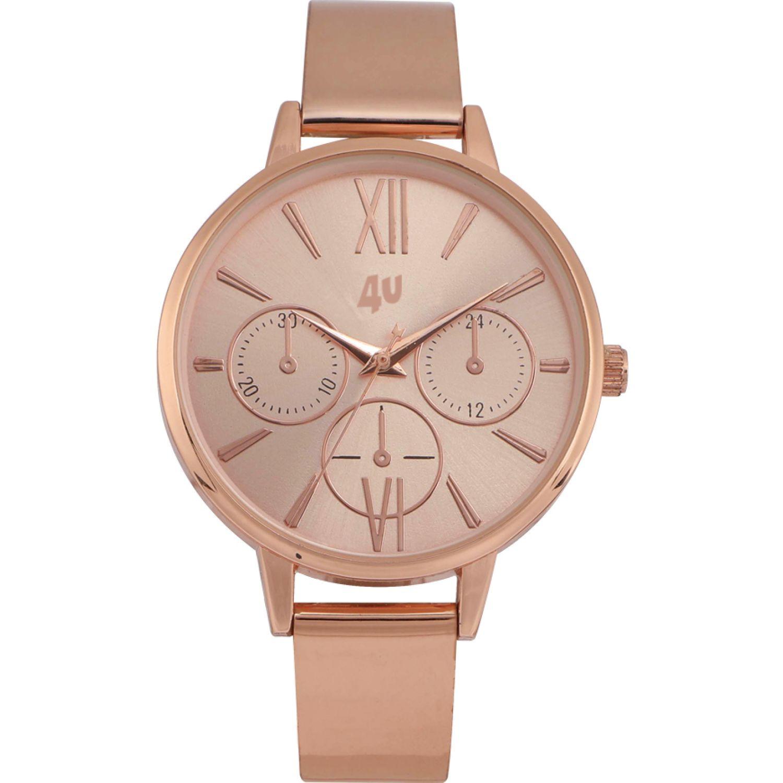Just4u Reloj Dama W40120 Rose gold Relojes de pulsera