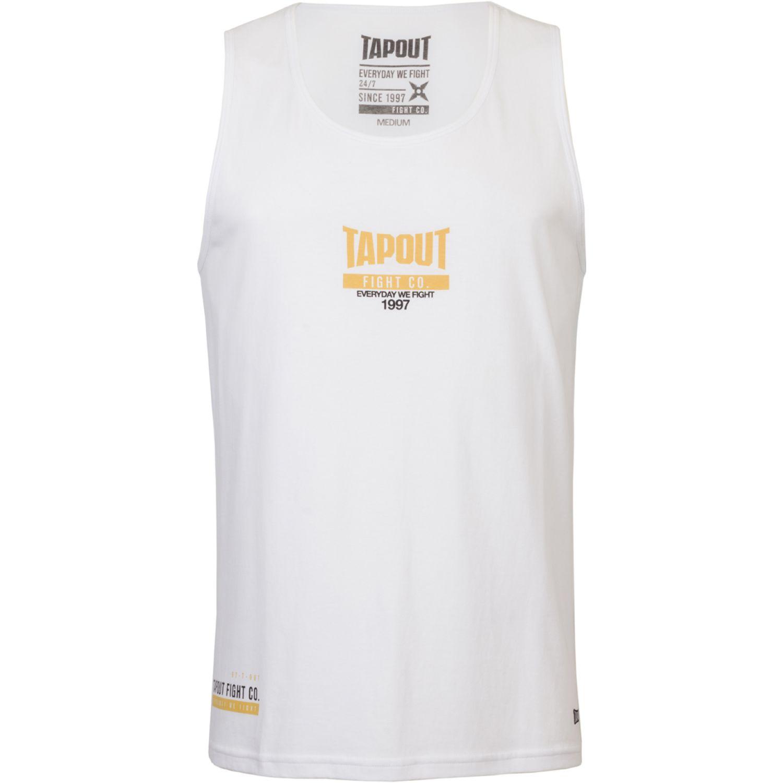 TAPOUT Bividi Cobra Blanco Camisetas