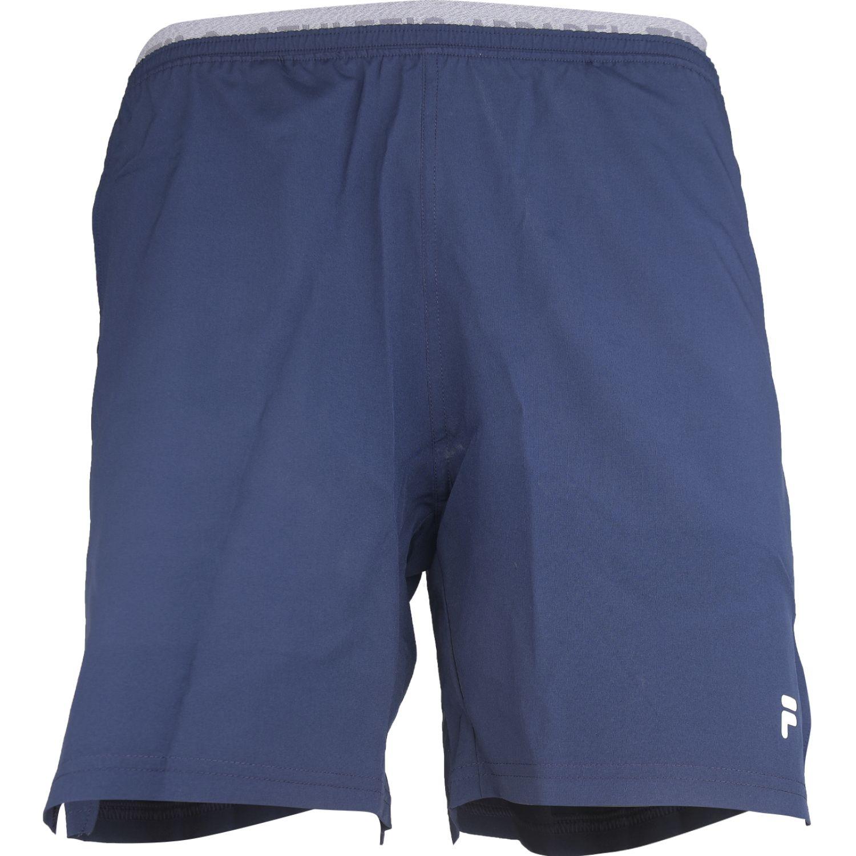 Fila Shorts Floating AZUL MARINO Shorts deportivos