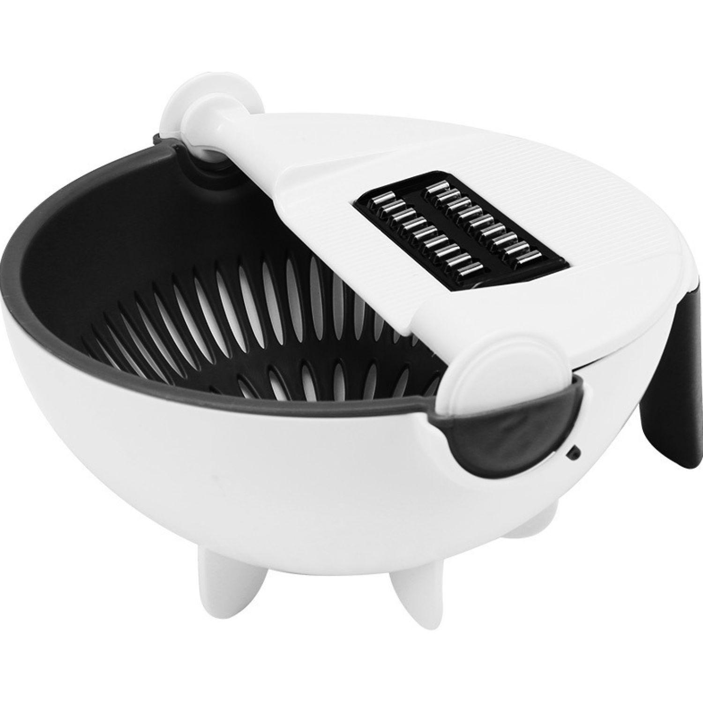 Platanitos Life Colador 2 En 1 A35 Blanco / gris Coladores de alimentos
