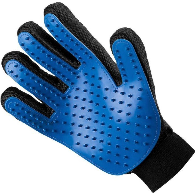 Platanitos Life Guante Pet A11 Azul Depilación mitones y rodillos