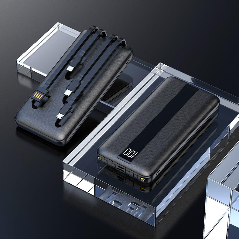 Platanitos Life Bateria 8000mah B1 Negro Baterías de repuesto