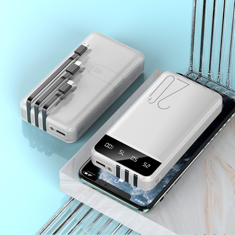 Platanitos Life Bateria 8000mah B22 Blanco Baterías de repuesto