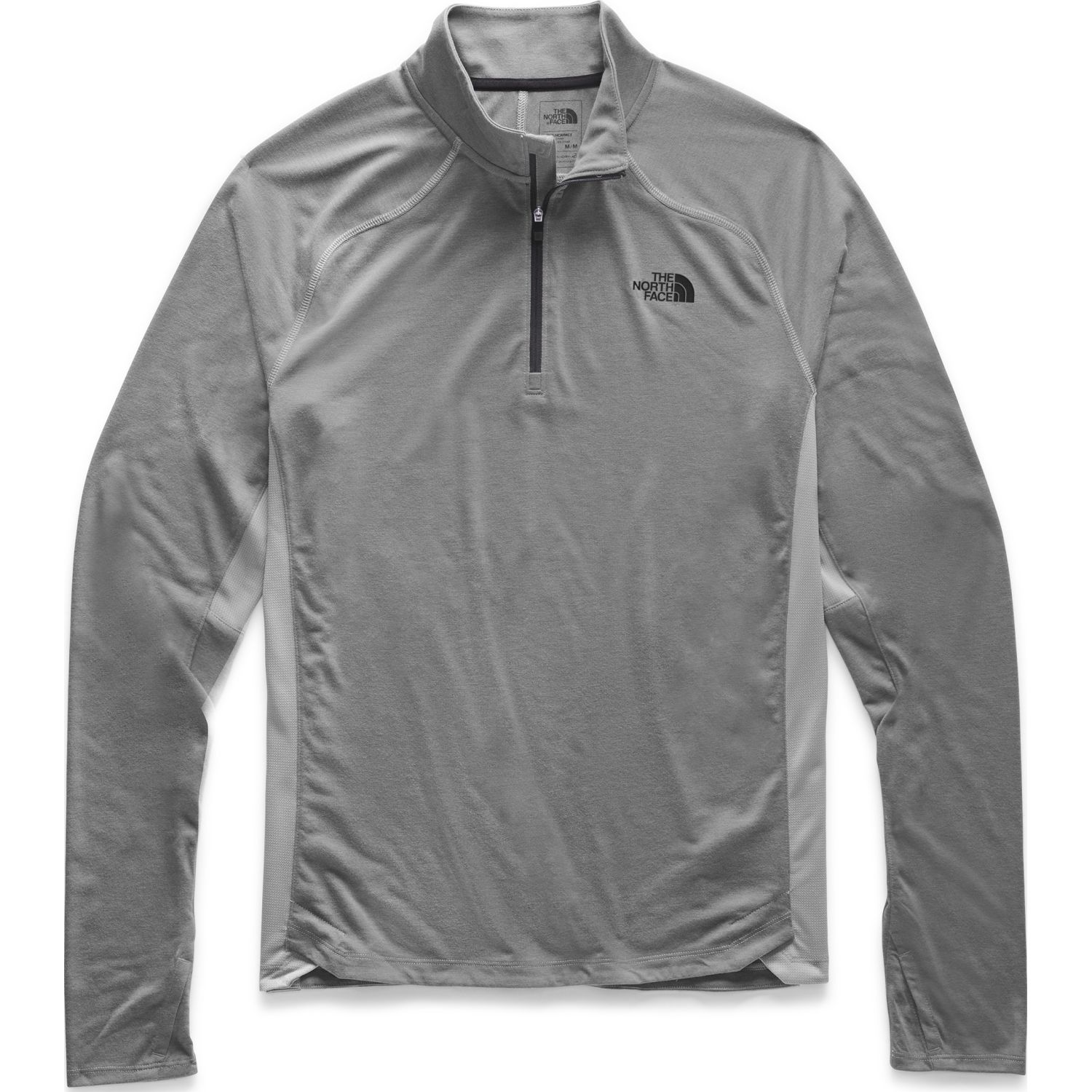 The North Face M Essential 1/4 Zip Gris Polos