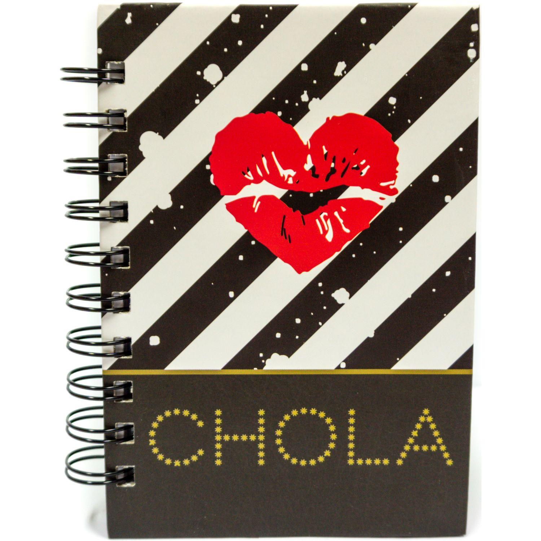 CUY ARTS Chola Varios Cuadernos sujetos