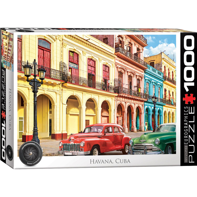 EUROGRAPHICS La Habana, Cuba Varios Rompecabezas 3-d