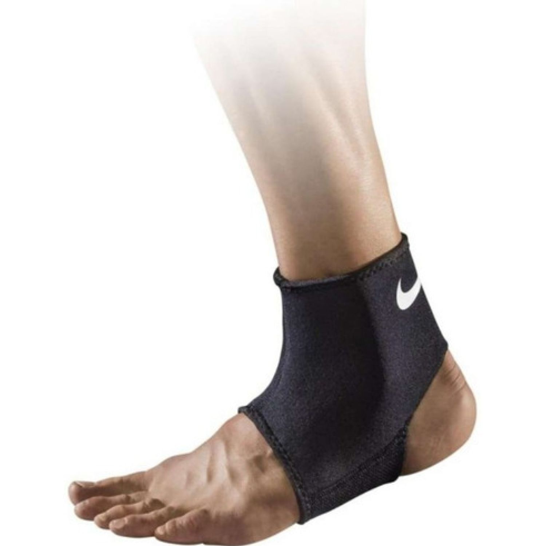 Nike Nk Pro Combat Ankle Sleeve 2.0 Negro Tobilleras