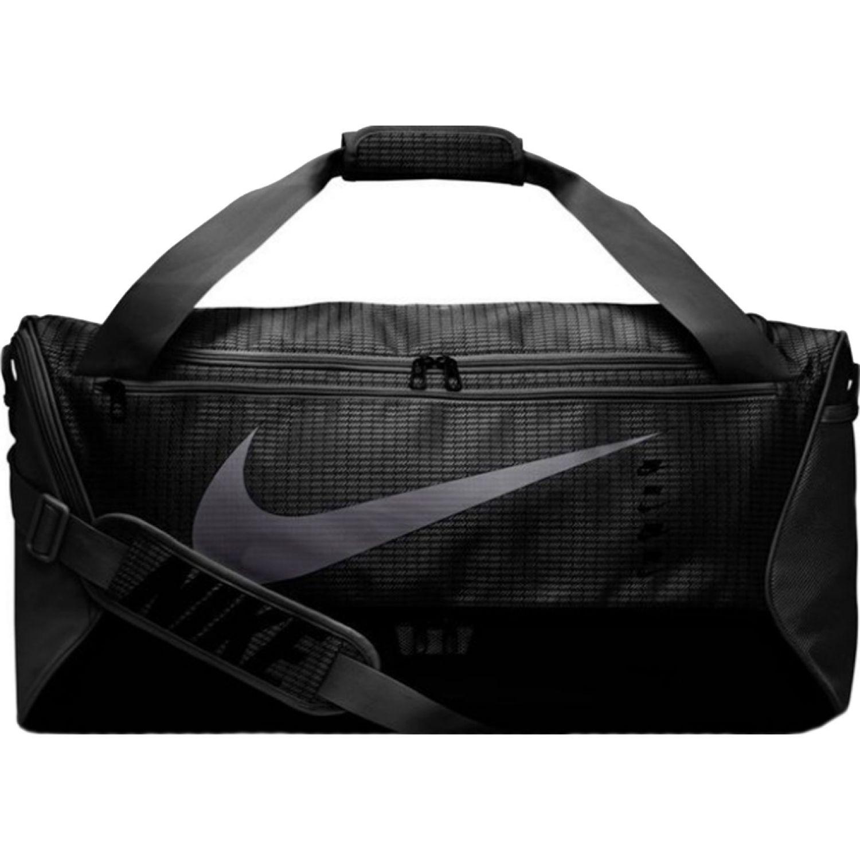Nike Nk Brsla M Duff-9.0 Mtrl Negro Bolsas para equipo