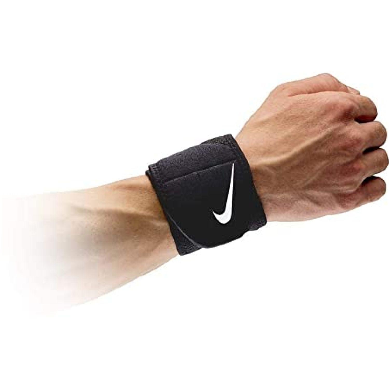 Nike Nk Pro Combat Wrist Wrap 2.0 Negro Apoyos de mano y muñeca