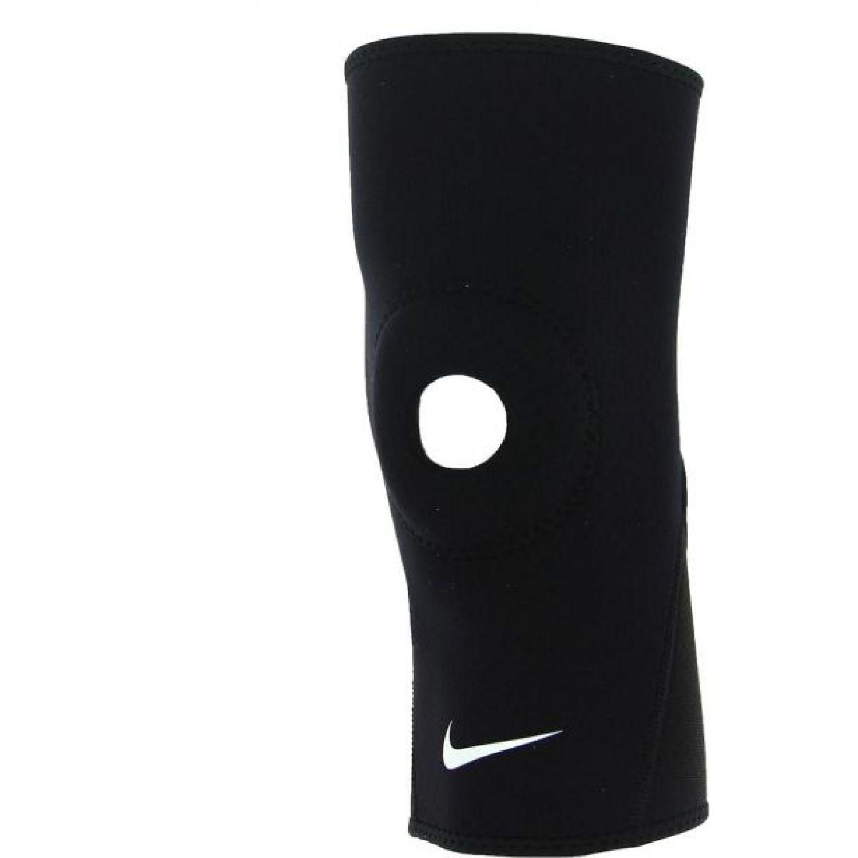 Nike Combat Open-Patella Knee Sleeve 2.0 Negro Rodilleras