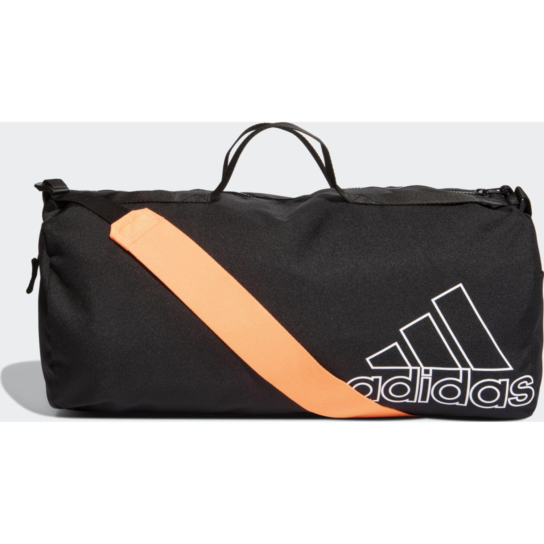 Adidas W St Duffel Negro Bolsas para equipo