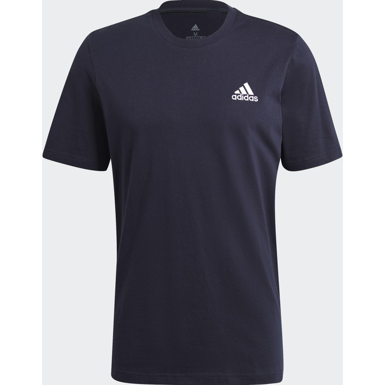 adidas M Sl Sj T Azul Camisetas y polos deportivos