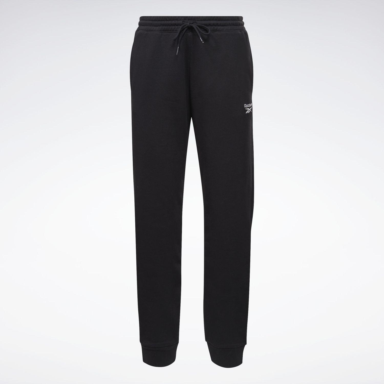 Reebok Ri French Terry Pant Negro Pantalones deportivos