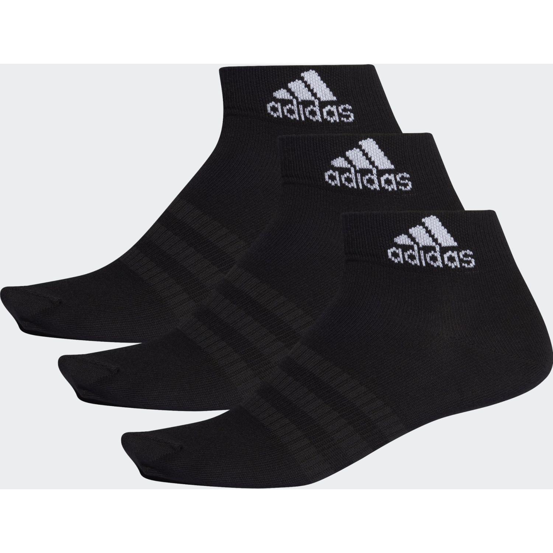 adidas Light Ank 3pp Negro Calcetines