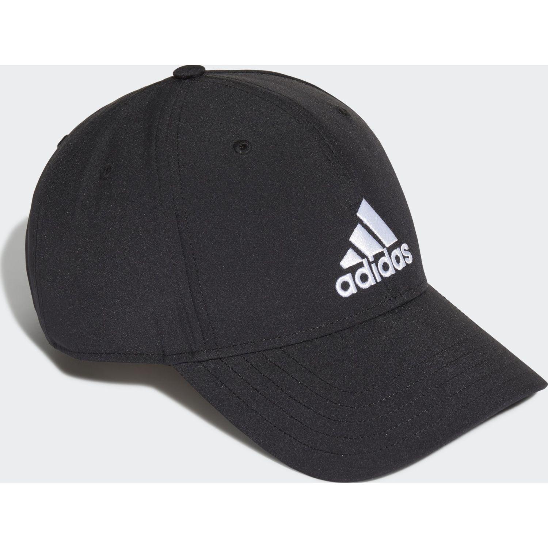 Adidas Bballcap Lt Emb Negro / blanco Gorras de béisbol