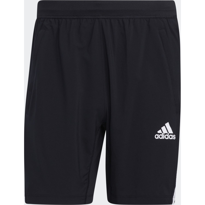 adidas Aero 3s Sho Negro Shorts deportivos