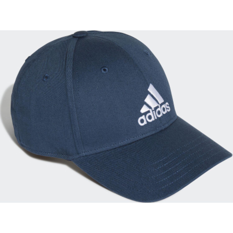 Adidas Bball Cap Cot Azul Gorras de béisbol