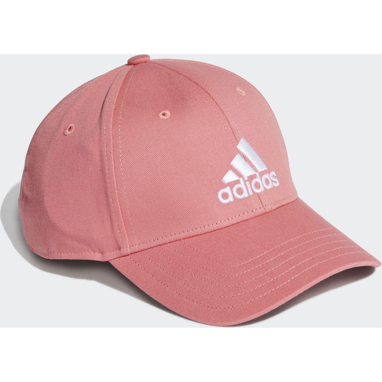 Adidas Bball Cap Cot Rosado Gorras de béisbol