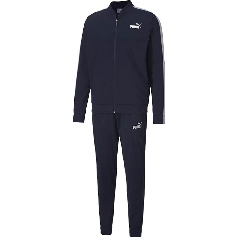 Puma Baseball Tricot Suit Negro Buzos deportivos