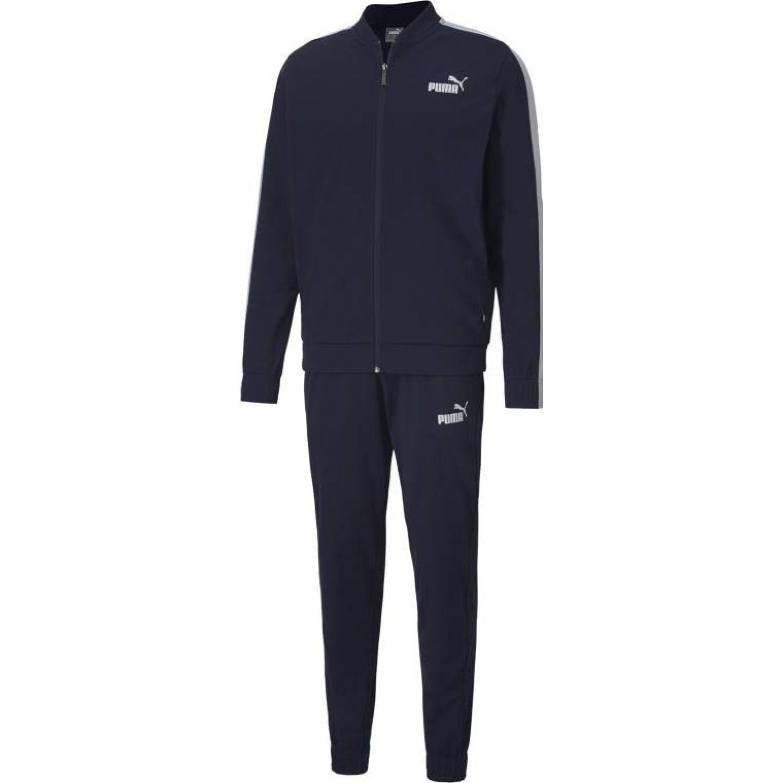 Puma Baseball Tricot Suit Azul Buzos deportivos