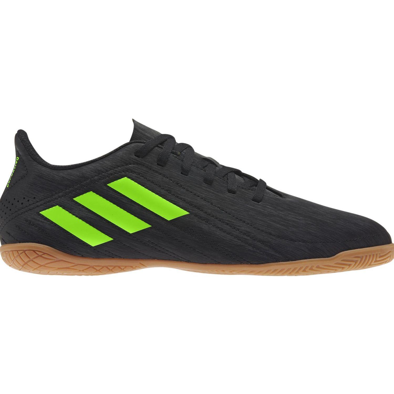 adidas Deportivo In Negro / verde Hombres