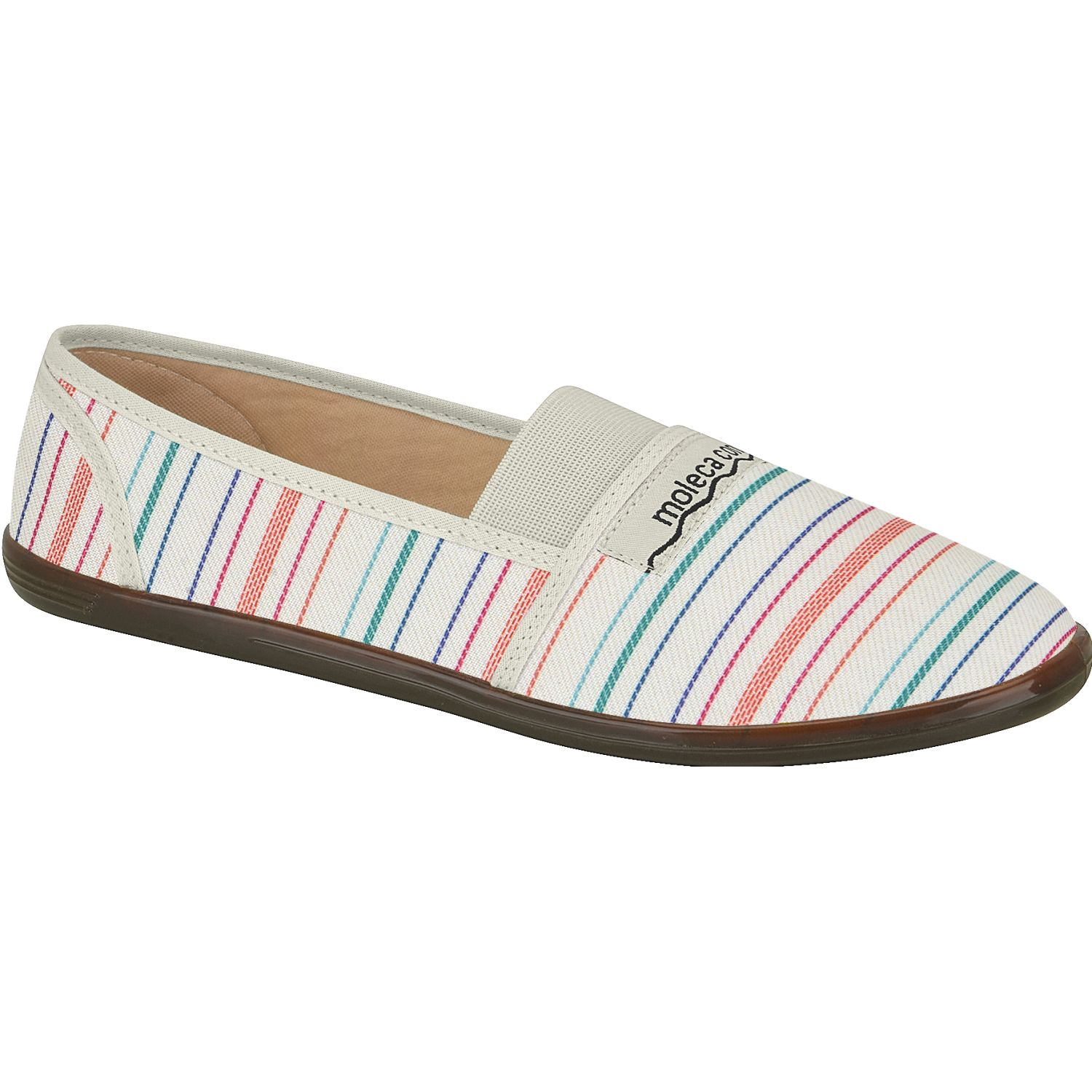 MOLECA 520.590.21444 MULTICOLOR Mocasines y slip-ons