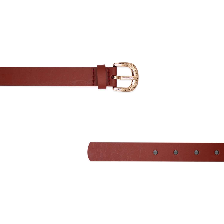 TABU Correa Lixi Rojo Correas y cinturones
