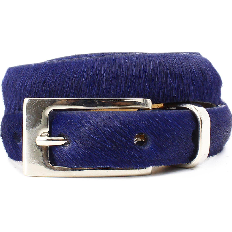 TABU Correa Pelu Azul Correas y cinturones