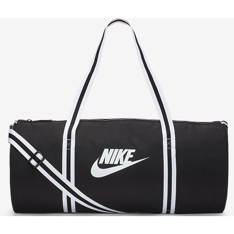 Nike Nk Heritage Duff Negro Bolsos de gimnasio