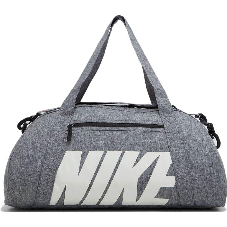 Nike W Nk Gym Club Gris Bolsas para equipo
