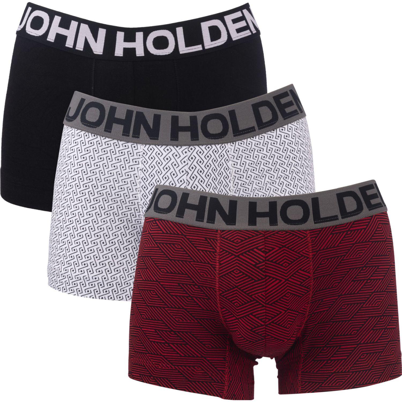JOHN HOLDEN Boxer Tripack Dis Rxj372