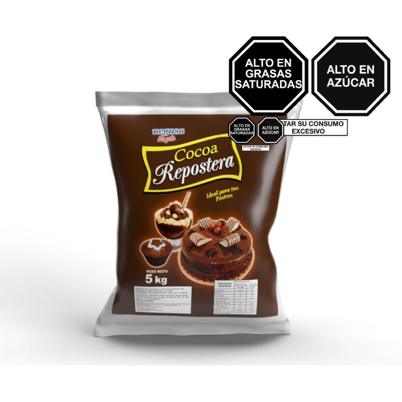 NEGUSA 5kg Cocoa Repostera