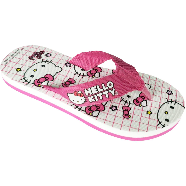 Hello Kitty Sandalia Playera Only Fucsia Fucsia Sandalias