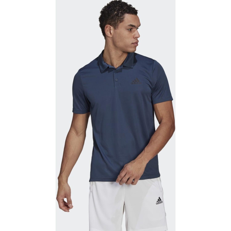 adidas M Pl Ps Azul Camisetas y polos deportivos