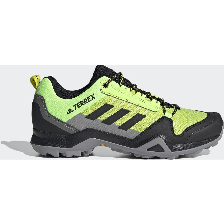 adidas Terrex Ax3 AMARILLO / NEGRO Zapatos de senderismo
