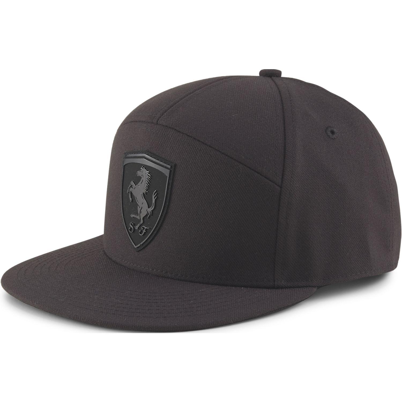 Puma Ferrari Sptwr Lc Cap Negro Gorras de béisbol