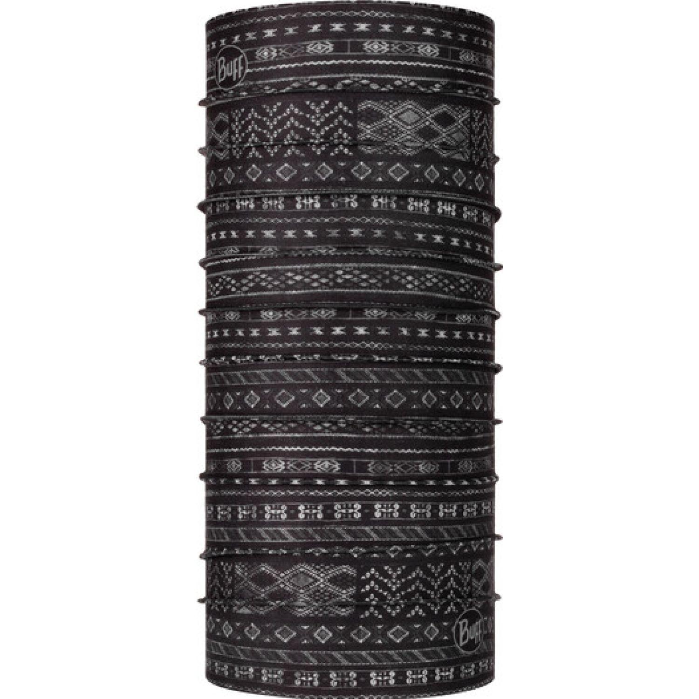 BUFF Buff Neckwear Coolnet Uv+ Sadri Black Gris oscuro Polainas de cuello