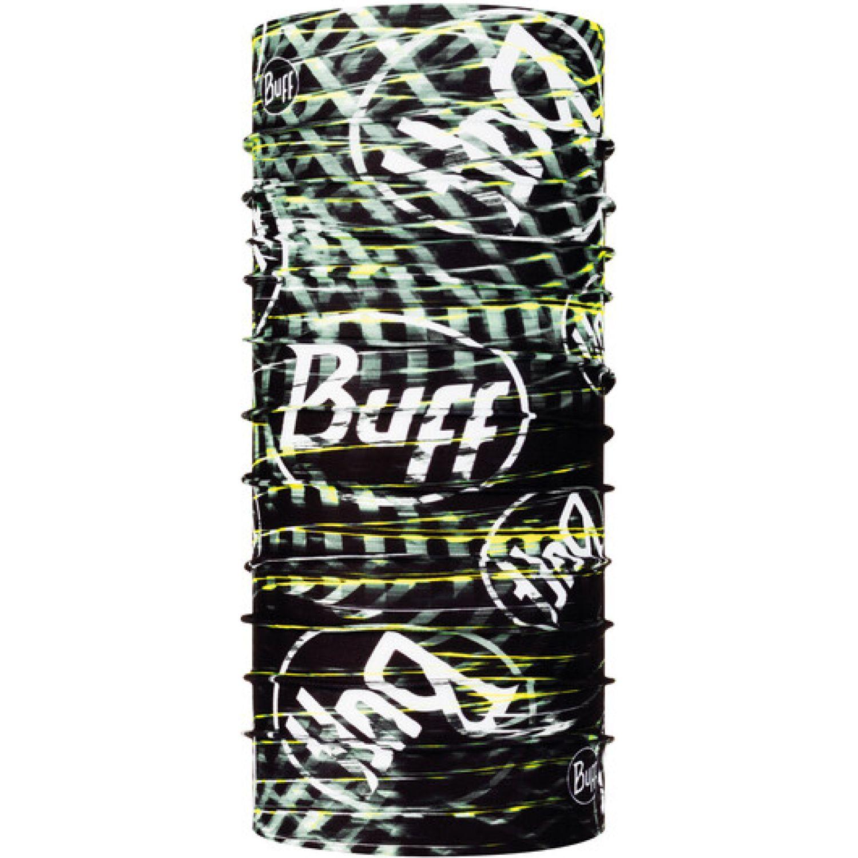 BUFF Buff Neckwear Coolnet Uv+ Ulnar Black Varios Polainas de cuello