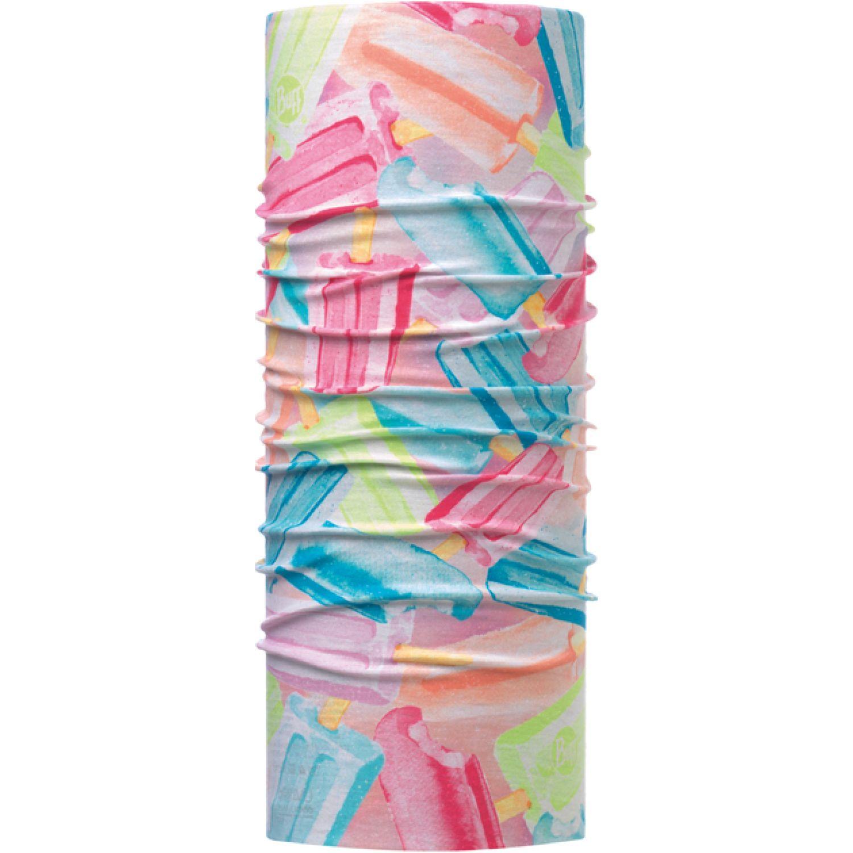 BUFF Neckwear Coolnet Uv+ Child Icy Pink Varios Polainas de cuello