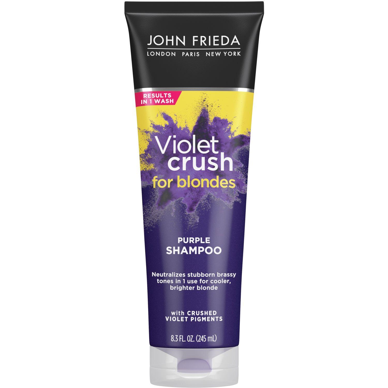 JOHN FRIEDA Shampoo Morado Violet Crush 245ml Morado Shampoo de diario
