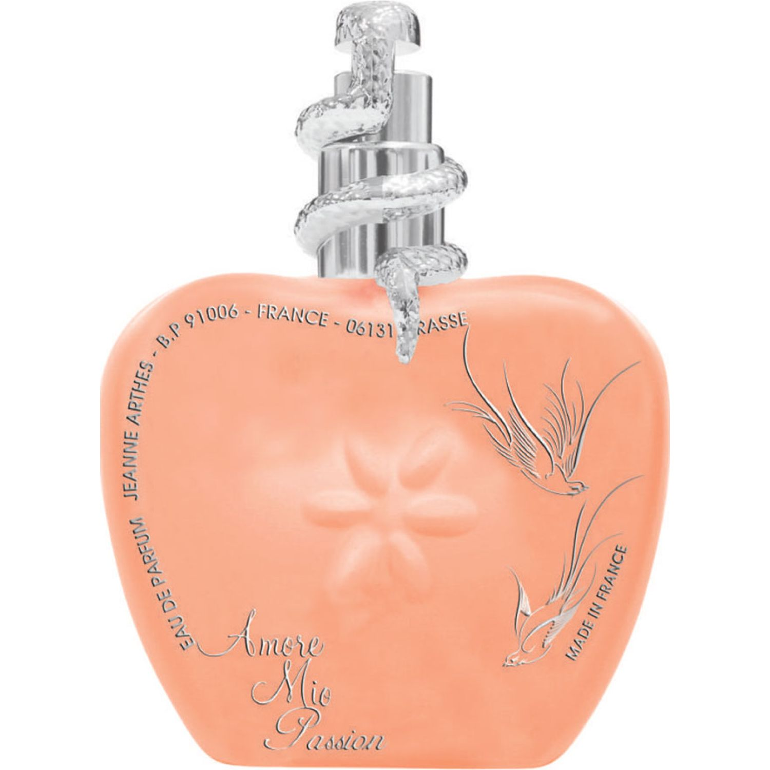 JEANNE ARTHES Amore Mio Passion Edp 100ml Rojo Colonia