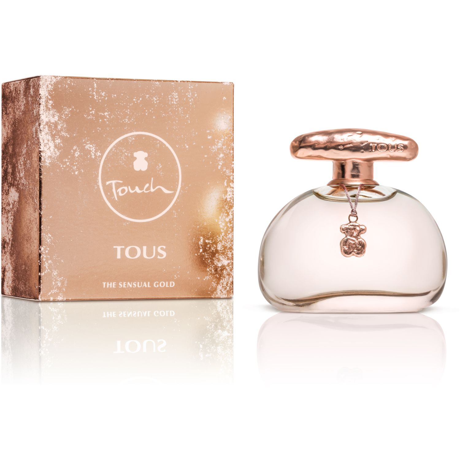 Tous Tous Frag Sensual Touch Edt 100ml Cobre Colonia