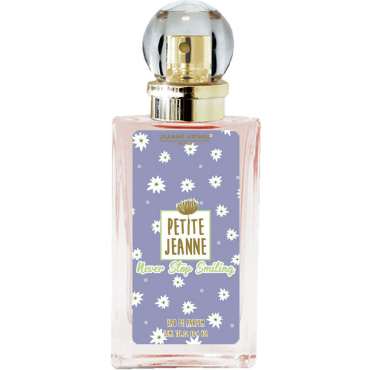 JEANNE ARTHES Petite Jeanne Never Stop Smiling 30ml Varios Colonia