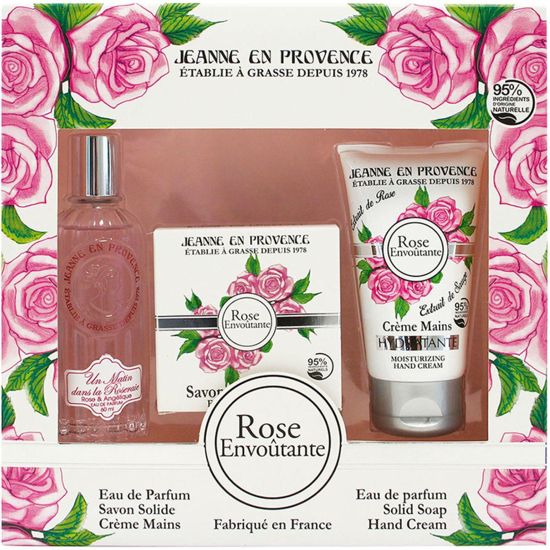 JEANNE ARTHES Estuche Jeanne En Provence Rose Blanco / rosado Colonia
